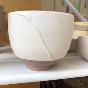 bespoke pottery work
